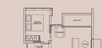 wilshire-residences-floor-plan-1-bedroom-type-a-singapore