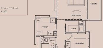 wilshire-residences-floor-plan-2-bedroom-+-guest-type-b4-g-singapore