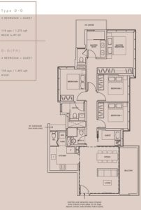 wilshire-residences-floor-plan-4-bedroom-+-guest-type-d-g-singapore